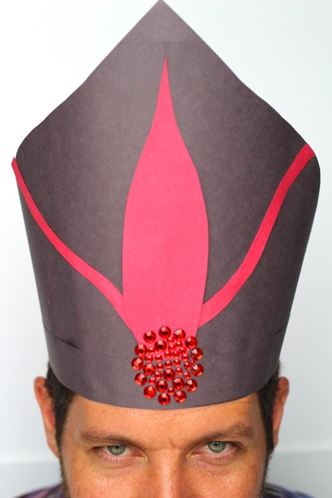 Disney's Descendant's Jafar Hat