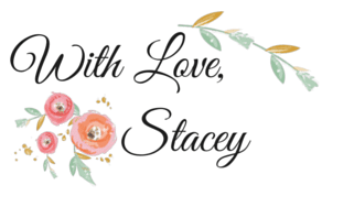 With Love, Stacey Homemaker