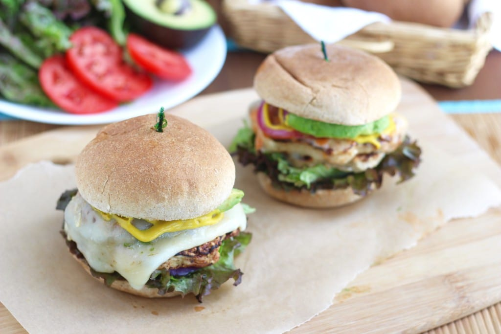 Get delicious, flame grilled burgers without having to fire up the grill!