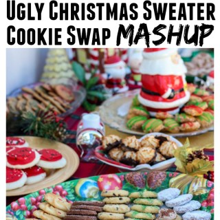 How to throw an ugly Christmas sweater and cookie swap mashup party