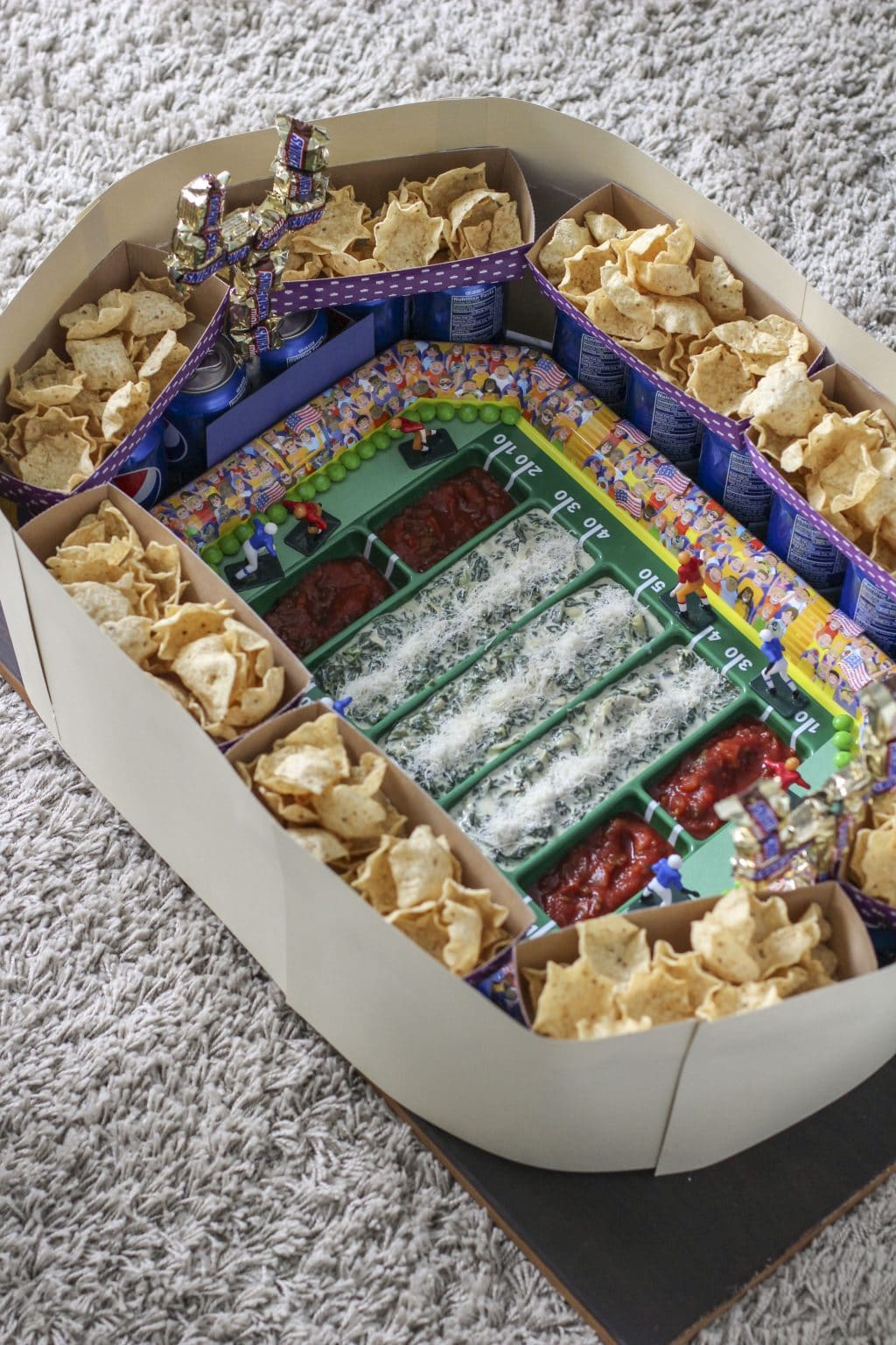 How To Build The Ultimate Snack Stadium Stacey Homemaker