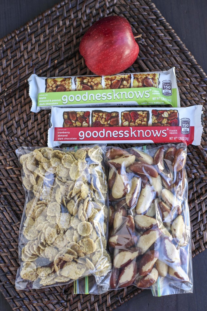 How to pack snacks for work copy