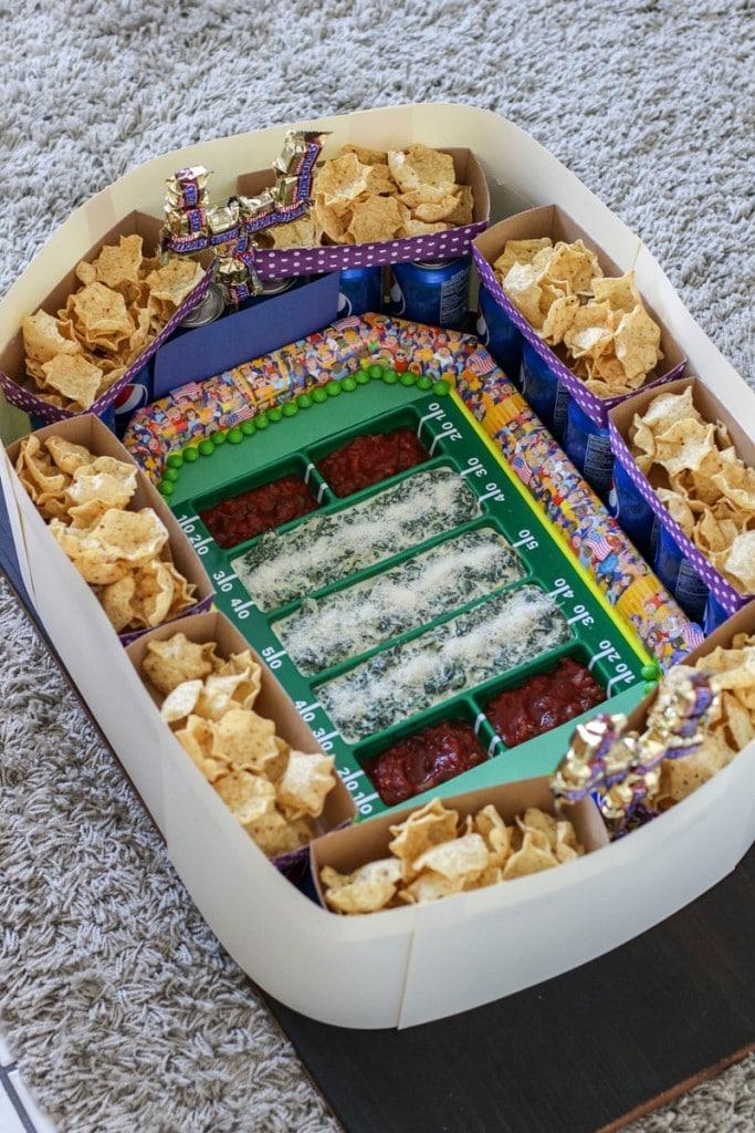 snack stadium final