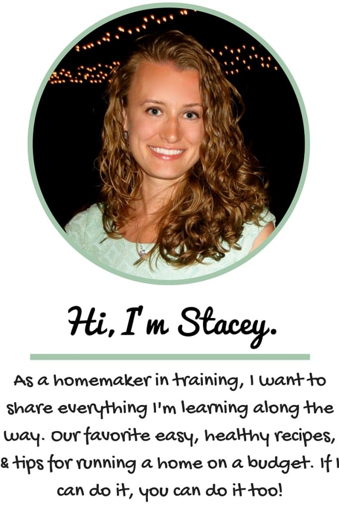 Stacey Homemaker Intro 1-2