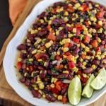 Southwest Quinoa Salad Clean Eating