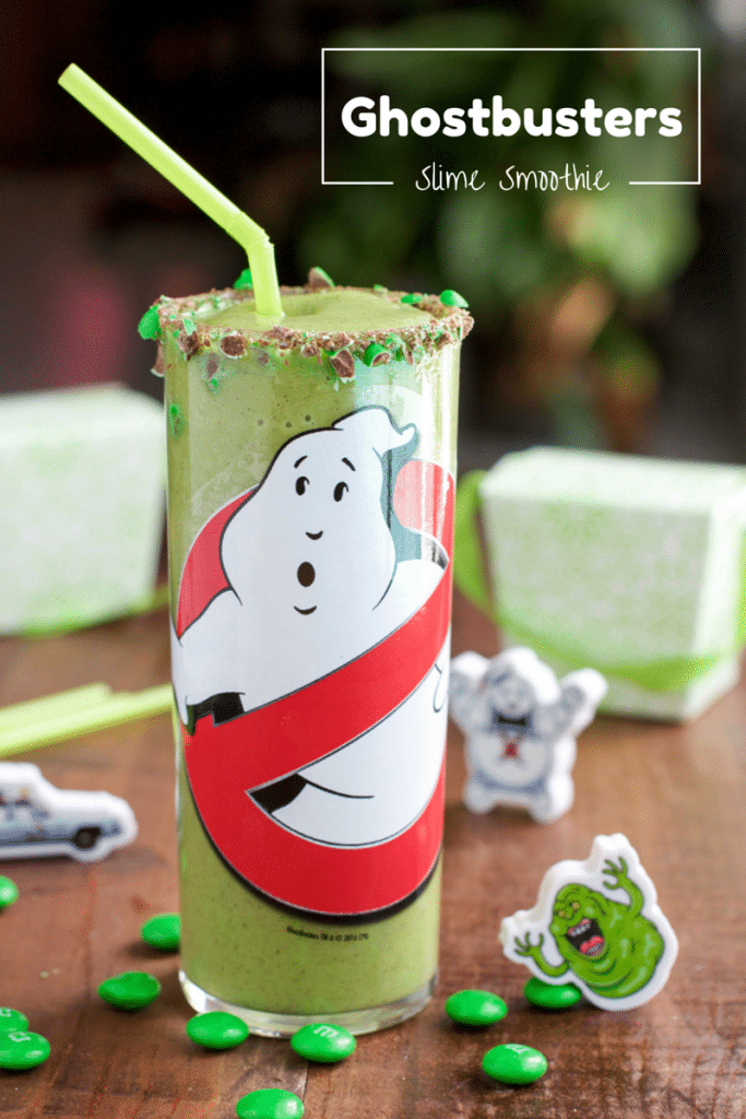 Ghostbusters slime smoothie-3
