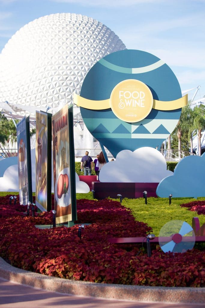 Epcot Food & Wine Festival 2016
