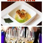 An in depth review of the food and drinks offered at the Epcot Food & Wine Festival Tequila Lunch at La Hacienda de San Angel.