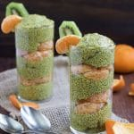 Need a quick breakfast or healthy snack? Try Turmeric coconut milk chia seed pudding!