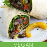 Vegan Veggie Wraps