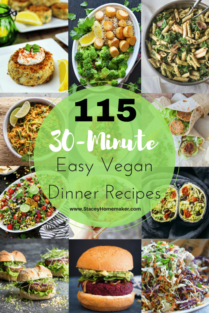 35 Amazing and Delicious Vegan Recipes--Your Whole Family Will Beg For