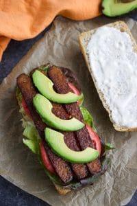 Whole Foods TTLA Sandwich