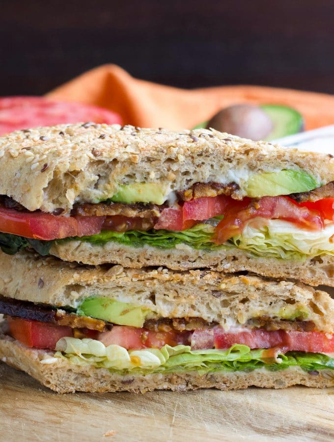 Whole Foods TTLA Sandwich