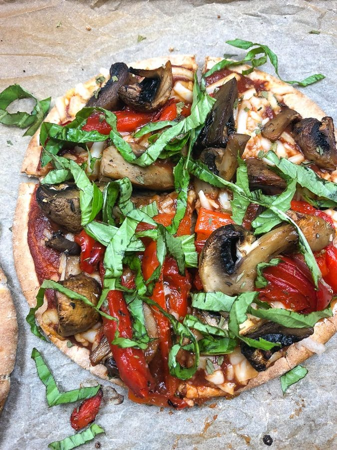 Quick Easy Pizza Crust