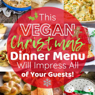 Vegan Christmas Dinner Menu