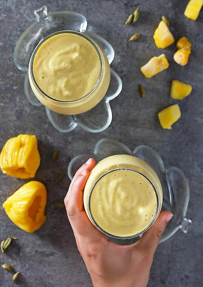 Jackfruit Mango Smoothie