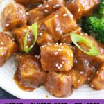 The Best Crispy Baked Tofu