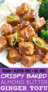 The Best Crispy Baked Tofu