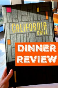California Grill Review