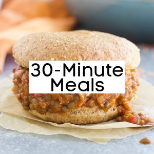 30-Minute Meal